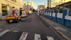 Taubaté: Rua Barão da Pedra Negra recebe Obras