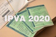 PLACA 8: pagamento do IPVA com desconto de 3% vence nesta segunda-feira.