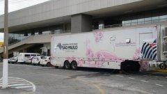 Carreta da mamografia começa a atender dia 17 em Pinda