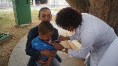 Pinda realiza vacinação contra a influenza neste sabádo