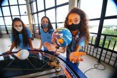 Alunas de São José se destacam em Olimpíadas e descobertas científicas
